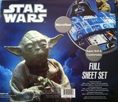 NEW Star Wars Sheet Set in Full Size