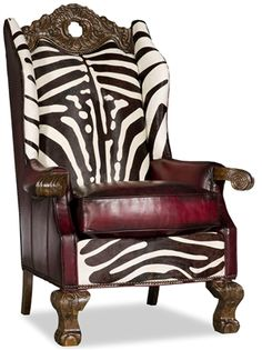 high end upholstered furniture. High Quality Upholstered Furniture. Wingback Throne Club Chair Zebra Design End Furniture