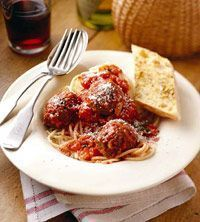 Bartolino's Meatballs from the Hill, St. Louis