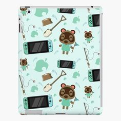 Ipad 4, Ipad Case, Lip Designs, Animal Crossing, Nintendo Switch, Videogame Art, Wraps, My Arts