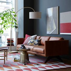 Looking for the perfect sofa? Or new coffee table? Update your surroundings with west elm's affordable, modern furniture collections.