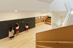 Gallery - OB Kindergarten and Nursery / HIBINOSEKKEI + Youji no Shiro - 10