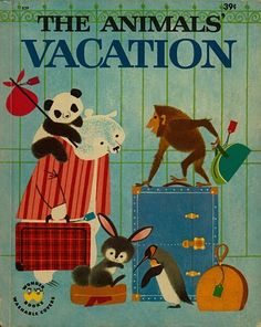 The Art of Children's Picture Books: Taking A Vacation...