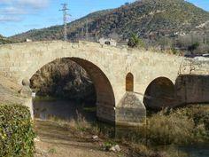 Publicamos el Ponte de les Merites de Torá.  #historia #turismo http://www.rutasconhistoria.es/loc/pont-de-les-marites-de-tora