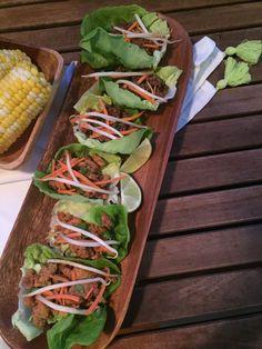 ToohappylivingLast Minute Lettuce Wraps