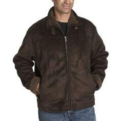 Perry Ellis Men's Faux Shearling Aviator (Apparel)