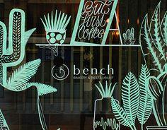 "Check out new work on my @Behance portfolio: ""Bench Restaurant"" http://be.net/gallery/51296631/Bench-Restaurant"