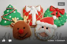 Christmas cookies inspirations