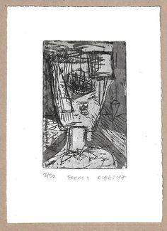 Roman Lasa Form II etching/aquatint 2017