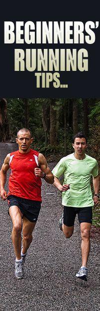 To learn how to start running right, go read my 8-week beginner plan AT : : http://www.runnersblueprint.com/blog/the-8-week-beginner-running-program/