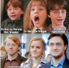 U got ya love the Weasleys