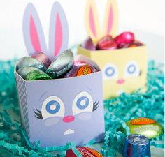 Easter Printables Easter Boxes