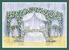 Блог | Julia Kayuda - wedding illustrations