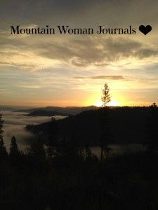 Mountain Woman Journals: Living by Faith, Moose Camp & Winter Gardening Preparation