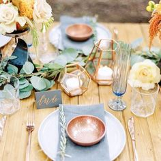 What's your table setting like! @wedbook. pl