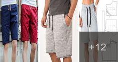 Aprende a hacer Short o Pantalones Cortos con pratones incluido - Paso a Paso - CURSO DE COSTURA Coil Out, Mariana, Pants Pattern, Dress Patterns, Fasteners, Sewing Blogs, Sewing Studio