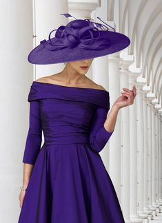 Occasion Wear By Irresistible - Dressini Mother Of The Groom Hats, Mother Of Groom Outfits, Mother Of The Bride Fashion, Mother Bride, Derby Outfits, Outfits With Hats, Bride Groom Dress, Bride Dresses, Mob Dresses