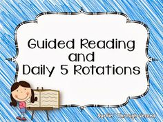 Surfin' Through Second: Guided Reading and Daily 5