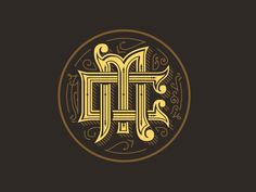 CM monogram by Kevin Cantrell