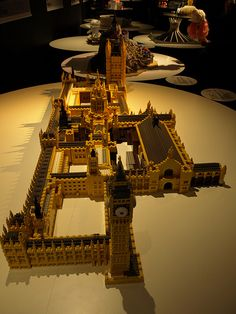 Lego MicroBricks