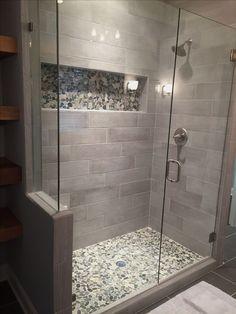 ✔Top 45 Best Modern Bathroom With Wall-Mounted Ideas In 2019 7 ~ TopInteriorsDesign.Com ✔Top 45 Best Modern Bathroom With Wall-Mounted Ideas In 2019 7 ~ TopInteriorsDesign. Modern Bathroom Design, Bathroom Layout, Bathroom Interior Design, Small Bathroom Designs, Bath Design, Interior Decorating, Master Bathroom Shower, Condo Bathroom, Bathroom Mirrors