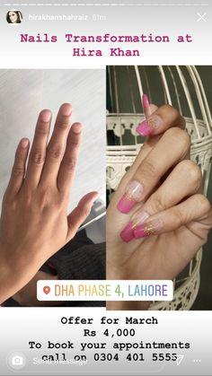 Phase 4, Nail Spa