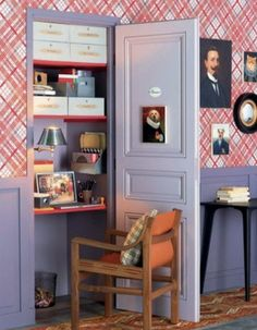 Trabajando en el armario: 7 despachos para cualquier rinconcito