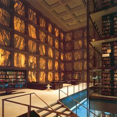 Gallery - AD Classics: Beinecke Rare Book and Manuscript Library / Gordon Bunshaft of Skidmore, Owings, & Merrill - 10