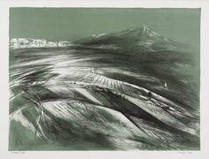 Evelyn Gibbs 'Gozo Fields', 1977 © Estate of Evelyn Gibbs