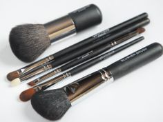 LOVE at first feel! Younique cosmetic brushes are made with real animal hair and have an inner high-quality copper ferrule - which means they wont rust when you use them wet or dry. They are made to last a lifetime, and are cruelty-free. Experience the quality and softness for yourself!
