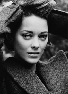 Marion Cotillard. French beauty