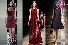 Pantone Color of the Year - Marsala Named Top Shade for 2015 - Elle