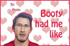Markimoo valentines day card.  JUST IN TIME, Get your loved one this card, and they're sure to love you forever!!