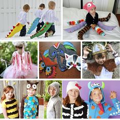 Modern Parents Messy Kids: Handmade Halloween: DIY Costumes for Every Skill Level