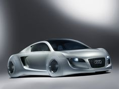 Concept car from Audi.