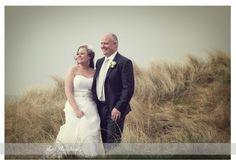 The Happy Couple in the wilds of the coastal resort Ireland Wedding, Irish Wedding, Spring Weddings, Real Weddings, Christmas Day Celebration, Wedding Season, Wedding Day, Wedding Planner, Destination Wedding