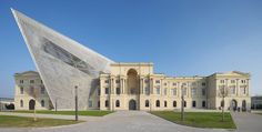 museum of military history in dresden, germany by daniel libeskind wins micheletti award