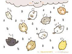 Falling Mews... :)