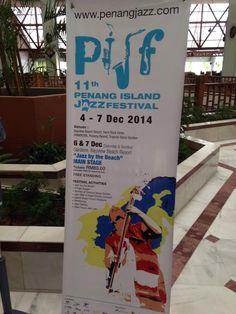 2014.12.07 Penang Island Jazz Festival Penang Island, Jazz Festival, Beach Resorts, Tropical, Activities, Garden, Garten, Lawn And Garden, Gardens