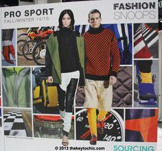 Pro Sport fashion trend forecast fall 2014 winter 2015 #fashionsnoops #fashionforecasting
