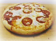 Copycat Pizza Hut Pan Pizza
