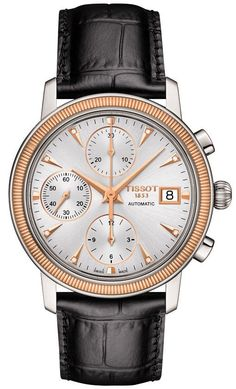 @tissot Watch Bridgeport #add-content #basel-17 #bezel-fixed #bracelet-strap-leather #brand-tissot #case-depth-13mm #case-material-steel #case-width-38mm #chronograph-yes #date-yes #delivery-timescale-call-us #dial-colour-silver #gender-mens #luxury #movement-automatic #new-product-yes #official-stockist-for-tissot-watches #packaging-tissot-watch-packaging #style-dress #subcat-t-gold #supplier-model-no-t9214274603600 #warranty-tissot-official-2-year-guarantee #water-resistant-30m