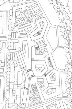 Science Park Kassel,Site Plan