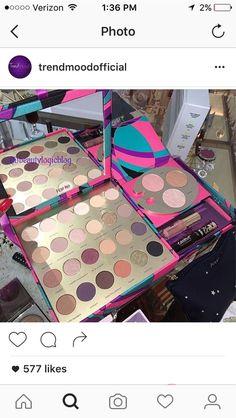 kinda really digging this tarte holiday 2016 set. #makeup #beauty