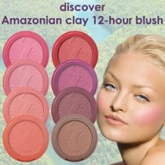 tarte amazonian clay long-wear blush...