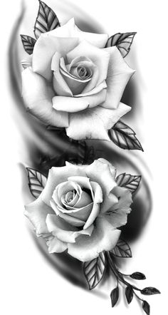 Rose Drawing Tattoo, Flower Tattoo Drawings, Tattoo Design Drawings, Tattoo Sketches, Tattoo Designs, Skull Hand Tattoo, Skull Tattoos, Hand Tattoos, Girl Tattoos