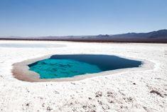 Lagunas Escondidas, Deserto do Atacama | Viajando na Janela