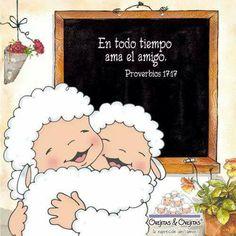 Amistad Biblical Verses, Bible Scriptures, Bible Quotes, Holly Bible, Journaling, Cute Sheep, Sheep And Lamb, Bible For Kids, Self Motivation