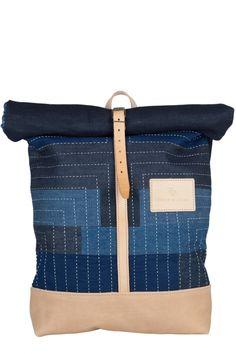 Atelier De L'Armee - Sashiko backpack