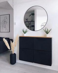 Home Entrance Decor, Home Decor, Living Room Decor, Bedroom Decor, Wall Decor, Hallway Designs, Best Ikea, Home Room Design, Apartment Living